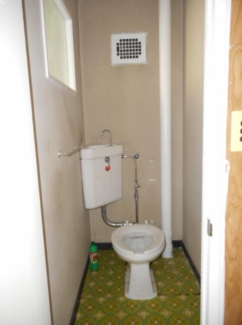 マンション相模原 トイレ